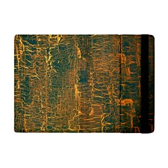 Black And Yellow Color Ipad Mini 2 Flip Cases by Nexatart
