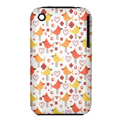 Happy Birds Seamless Pattern Animal Birds Pattern Iphone 3s/3gs