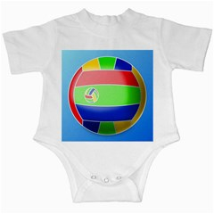Balloon Volleyball Ball Sport Infant Creepers