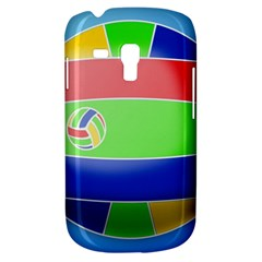 Balloon Volleyball Ball Sport Galaxy S3 Mini by Nexatart