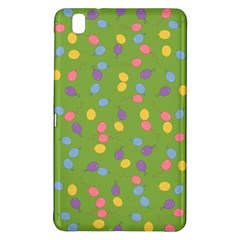 Balloon Grass Party Green Purple Samsung Galaxy Tab Pro 8 4 Hardshell Case by Nexatart