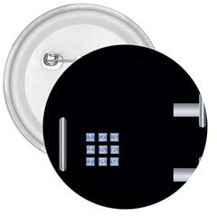 Safe Vault Strong Box Lock Safety 3  Buttons by Nexatart