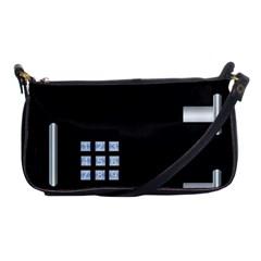 Safe Vault Strong Box Lock Safety Shoulder Clutch Bags by Nexatart