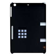 Safe Vault Strong Box Lock Safety Apple Ipad Mini Hardshell Case by Nexatart