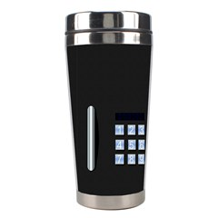 Safe Vault Strong Box Lock Safety Stainless Steel Travel Tumblers by Nexatart