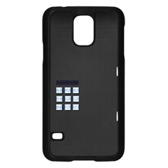 Safe Vault Strong Box Lock Safety Samsung Galaxy S5 Case (black)