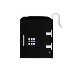 Safe Vault Strong Box Lock Safety Drawstring Pouches (small)