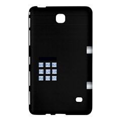 Safe Vault Strong Box Lock Safety Samsung Galaxy Tab 4 (8 ) Hardshell Case  by Nexatart