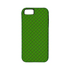 Paper Pattern Green Scrapbooking Apple Iphone 5 Classic Hardshell Case (pc+silicone)