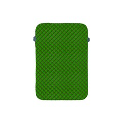 Paper Pattern Green Scrapbooking Apple Ipad Mini Protective Soft Cases by Nexatart
