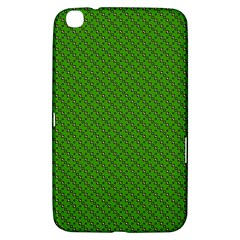 Paper Pattern Green Scrapbooking Samsung Galaxy Tab 3 (8 ) T3100 Hardshell Case