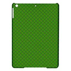 Paper Pattern Green Scrapbooking Ipad Air Hardshell Cases by Nexatart
