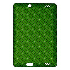Paper Pattern Green Scrapbooking Amazon Kindle Fire Hd (2013) Hardshell Case