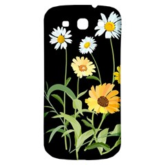 Flowers Of The Field Samsung Galaxy S3 S Iii Classic Hardshell Back Case by Nexatart