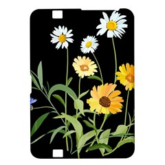 Flowers Of The Field Kindle Fire Hd 8 9  by Nexatart
