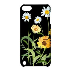 Flowers Of The Field Apple Ipod Touch 5 Hardshell Case With Stand