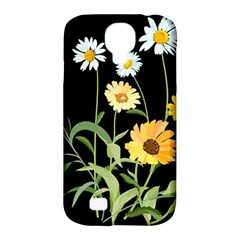 Flowers Of The Field Samsung Galaxy S4 Classic Hardshell Case (pc+silicone)