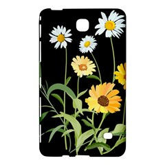 Flowers Of The Field Samsung Galaxy Tab 4 (7 ) Hardshell Case