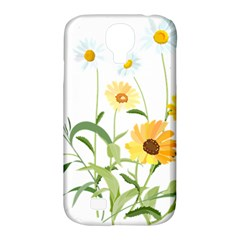 Flowers Flower Of The Field Samsung Galaxy S4 Classic Hardshell Case (pc+silicone) by Nexatart