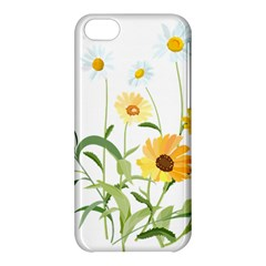 Flowers Flower Of The Field Apple Iphone 5c Hardshell Case by Nexatart