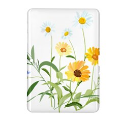 Flowers Flower Of The Field Samsung Galaxy Tab 2 (10 1 ) P5100 Hardshell Case