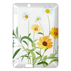 Flowers Flower Of The Field Kindle Fire Hdx Hardshell Case by Nexatart