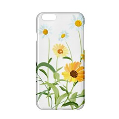 Flowers Flower Of The Field Apple Iphone 6/6s Hardshell Case
