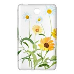 Flowers Flower Of The Field Samsung Galaxy Tab 4 (8 ) Hardshell Case