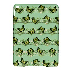 Green Butterflies Ipad Air 2 Hardshell Cases by linceazul
