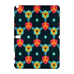 Connected Shapes Pattern    Htc Desire 601 Hardshell Case by LalyLauraFLM