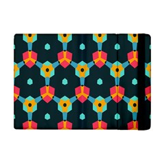 Connected Shapes Pattern    Samsung Galaxy Tab Pro 12 2  Flip Case by LalyLauraFLM