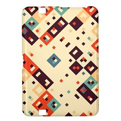 Squares in retro colors   Samsung Galaxy Premier I9260 Hardshell Case by LalyLauraFLM