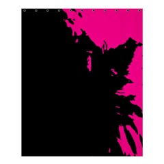 Abstraction Shower Curtain 60  X 72  (medium)  by Valentinaart