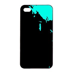 Abstraction Apple Iphone 4/4s Seamless Case (black) by Valentinaart
