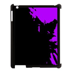 Abstraction Apple Ipad 3/4 Case (black) by Valentinaart