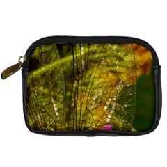Dragonfly Dragonfly Wing Insect Digital Camera Cases by Nexatart