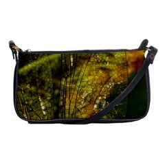 Dragonfly Dragonfly Wing Insect Shoulder Clutch Bags by Nexatart