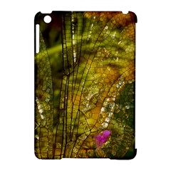 Dragonfly Dragonfly Wing Insect Apple Ipad Mini Hardshell Case (compatible With Smart Cover)