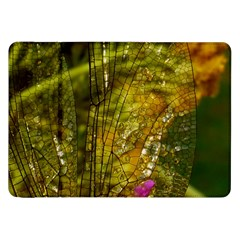 Dragonfly Dragonfly Wing Insect Samsung Galaxy Tab 8 9  P7300 Flip Case