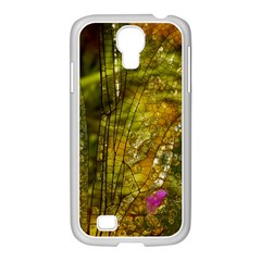 Dragonfly Dragonfly Wing Insect Samsung Galaxy S4 I9500/ I9505 Case (white)