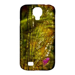 Dragonfly Dragonfly Wing Insect Samsung Galaxy S4 Classic Hardshell Case (pc+silicone)