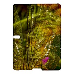Dragonfly Dragonfly Wing Insect Samsung Galaxy Tab S (10 5 ) Hardshell Case  by Nexatart