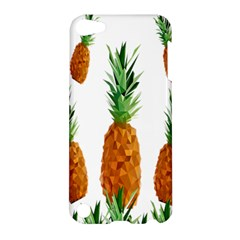 Pineapple Print Polygonal Pattern Apple Ipod Touch 5 Hardshell Case