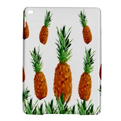 Pineapple Print Polygonal Pattern Ipad Air 2 Hardshell Cases by Nexatart