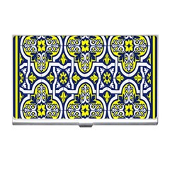 Tiles Panel Decorative Decoration Business Card Holders by Nexatart
