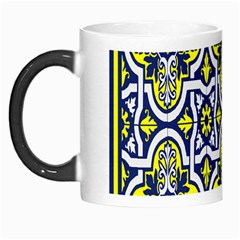 Tiles Panel Decorative Decoration Morph Mugs by Nexatart
