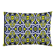 Tiles Panel Decorative Decoration Pillow Case (two Sides) by Nexatart
