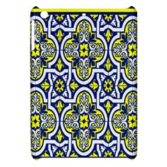 Tiles Panel Decorative Decoration Apple Ipad Mini Hardshell Case by Nexatart