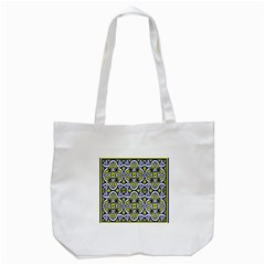 Tiles Panel Decorative Decoration Tote Bag (white) by Nexatart