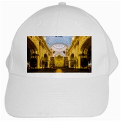 Church The Worship Quito Ecuador White Cap